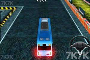 《3D巴士停车》游戏画面2