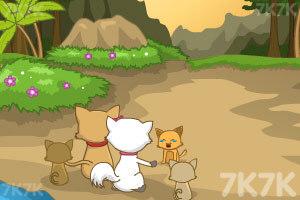 《猫猫侠侣救孩子2》游戏画面4