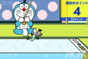 《机器猫钓鱼》游戏画面6
