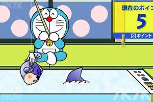 《机器猫钓鱼》游戏画面10