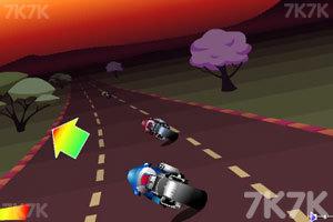 《暴力摩托车》游戏画面5