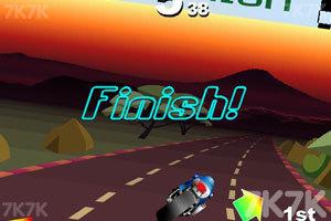 《暴力摩托车》游戏画面6