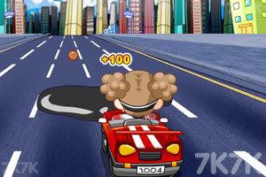 《跑跑卡丁车》游戏画面2