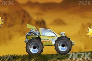 《沙滩越野车》游戏画面1