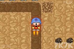 《挖地小子无敌版》游戏画面9