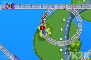 《开心火车V1.1》游戏画面2