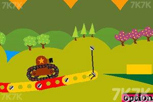 《城市坦克炮弹》游戏画面3