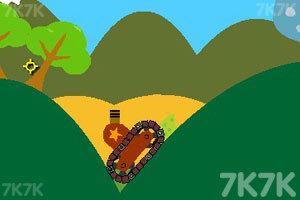《城市坦克炮弹》游戏画面6