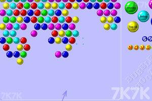 《可爱泡泡龙》游戏画面5