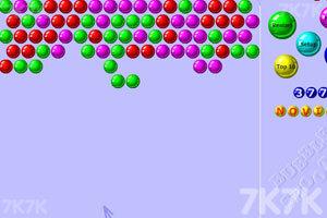 《可爱泡泡龙》游戏画面10
