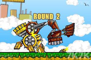 《機器人大決斗》游戲畫面7