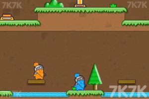 《双猫战士》游戏画面4