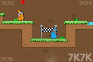 《双猫战士》游戏画面6