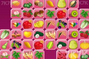 《7k7k水果连连看》游戏画面9