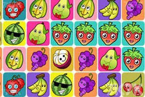 《快乐的水果连连看》游戏画面1