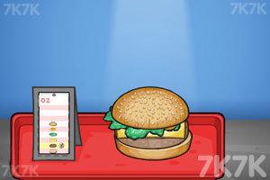 《老爹汉堡店中文版》游戏画面7
