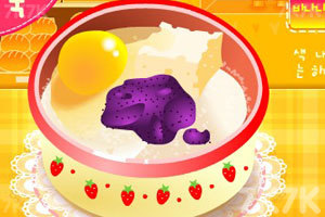 《阿Sue做蛋糕》游戏画面3
