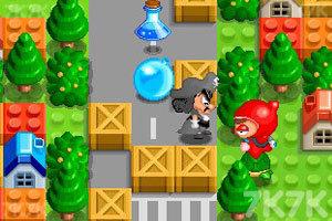 《完美泡泡堂》游戏画面2