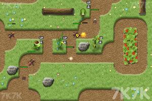 《植物大战害虫》游戏画面10