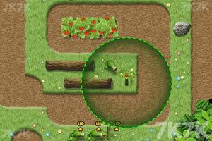《植物大战害虫》游戏画面4