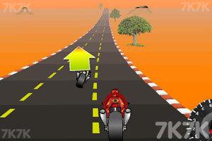 《急速摩托赛》游戏画面8