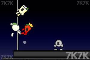 《疯狂小人战斗》游戏画面8