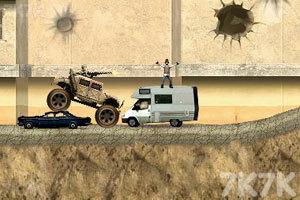 《疯狂战车》游戏画面4