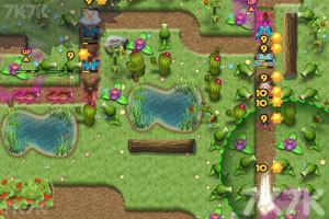 《植物大战害虫无敌版》游戏画面9