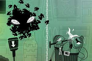 《法老的守护幽灵》游戏画面1