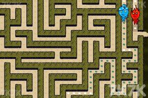 《森林冰火人双人迷宫》截图8