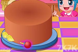 《艾米丽做蛋糕》游戏画面3