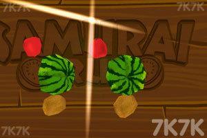 《武士切水果》游戲畫面8