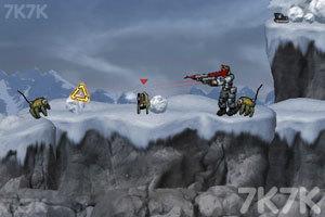 《入侵者2正式无敌版》游戏画面2