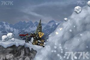 《入侵者2正式无敌版》游戏画面8