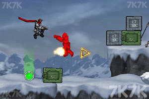 《入侵者2正式无敌版》游戏画面9