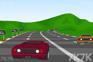 《极品飙车赛》游戏画面3