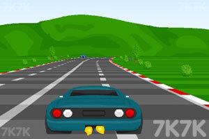 《极品飙车赛》游戏画面6