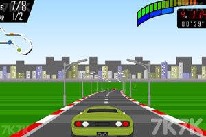 《极品飙车赛》游戏画面9
