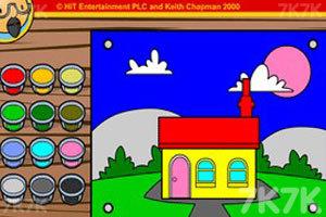 《盖房子》游戏画面1