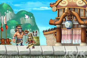 《三国英雄传》游戏画面7