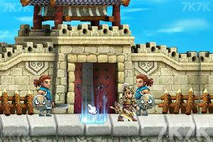《三国英雄传》游戏画面8