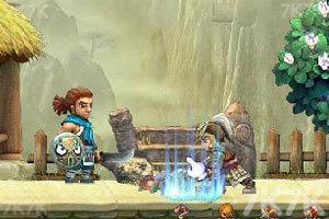 《三国英雄传》游戏画面5