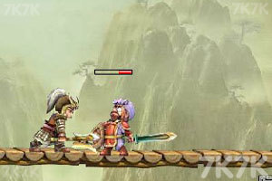 《三国英雄传》游戏画面9