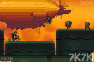 《蒸汽要塞》游戏画面2