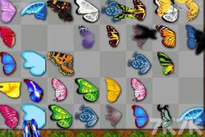 《蝴蝶连连看》游戏画面9