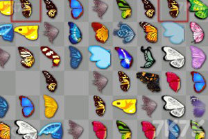 《蝴蝶连连看》游戏画面8