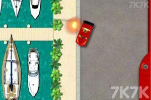 《烈焰赛车》游戏画面3