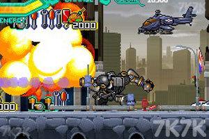 《疯狂机械人2》游戏画面4