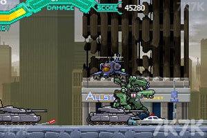 《疯狂机械人2》游戏画面9