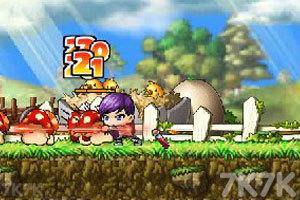《冒險王之神兵傳奇幸運無敵版》游戲畫面7